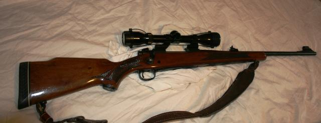 Dating my winchester model 70