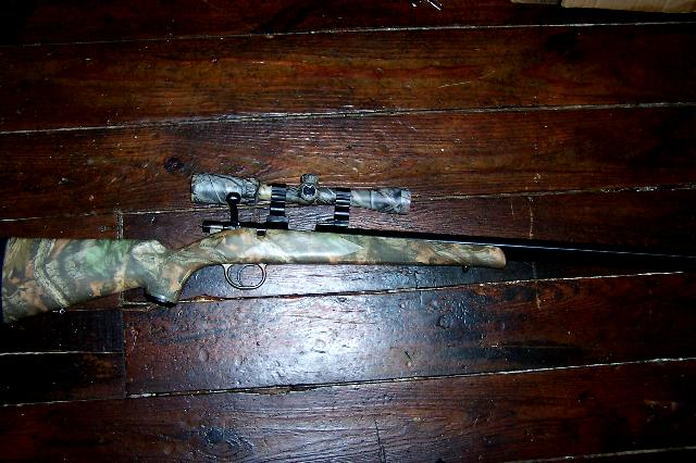 Armslist Traditions Thunderbolt 50 Cal Muzzleloader