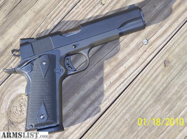 The rock island armory 1911 tactical is a full size 1911 style pistol