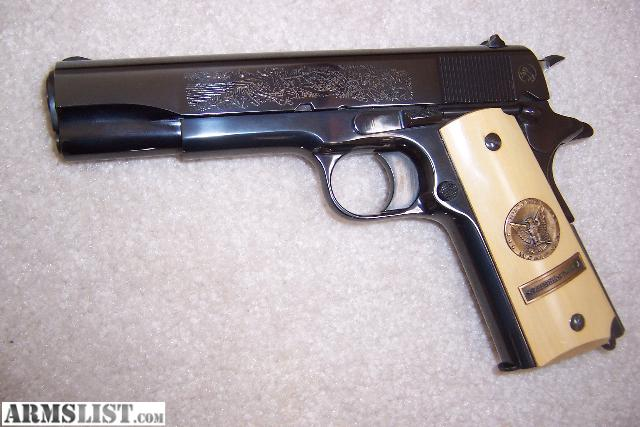 ARMSLIST - For Sale: Colt 1911 .45 Auto.........