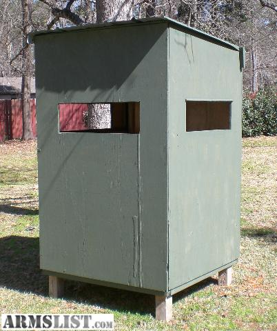 Armslist For Sale Deer Stand
