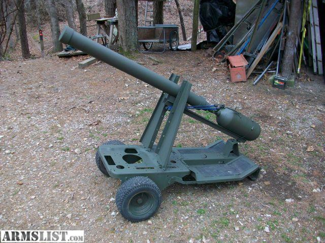 An error occurred  Paintball Howitzer