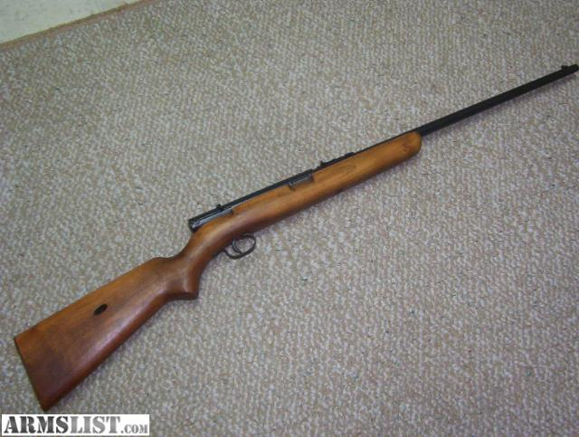For Trade: Winchester model 74 .22LR