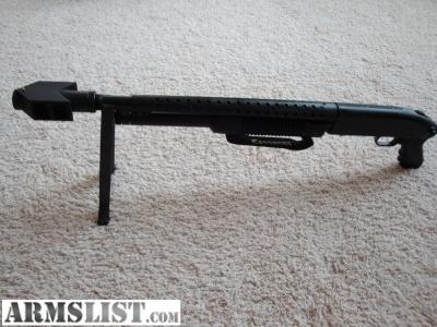 armslist for sale mossberg 500 roadblocker pistol grip
