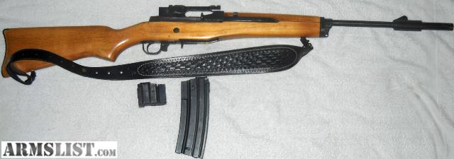 American 180 Full Auto For Sale: For Sale: Ruger 223 Mini 14 Collectible 180 Series