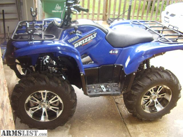 Armslist for sale 08 yamaha grizzly 700 4x4 for Yamaha grizzly 800