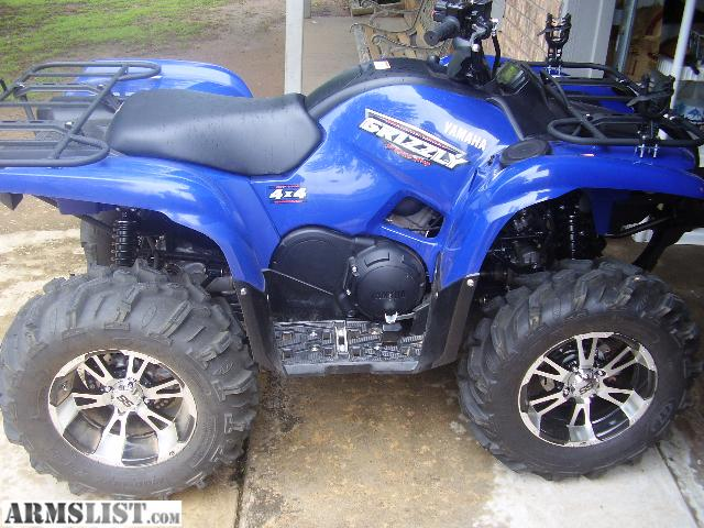 armslist for sale 08 yamaha grizzly 700 4x4