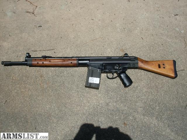 Cetme G3 For Sale: For Sale: Century Arms Cetme G3 .308