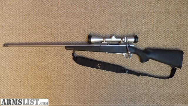 Browning 300 Magnum http://armslist.com/posts/48084/fairbanks-alaska-rifles-for-sale--browning-300-win-mag-with-leupold-scope---left-handed
