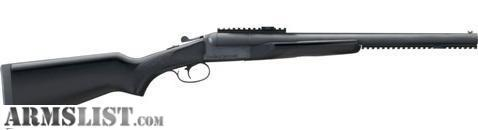 Armslist for sale stoeger double defence 12ga