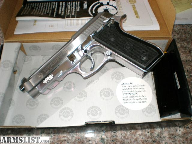 ARMSLIST - For Sale: Taurus PT92 AFS Stainless 9MM