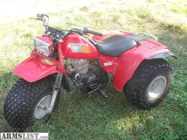 Honda Wheeler Atc M Runs on Honda Atc 110 Wiring Diagram