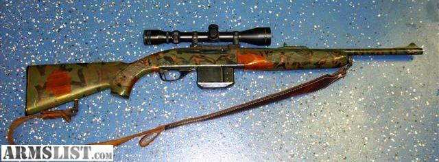 Rifle Remington 742 Woodsmaster Remington 742 Woodsmaster