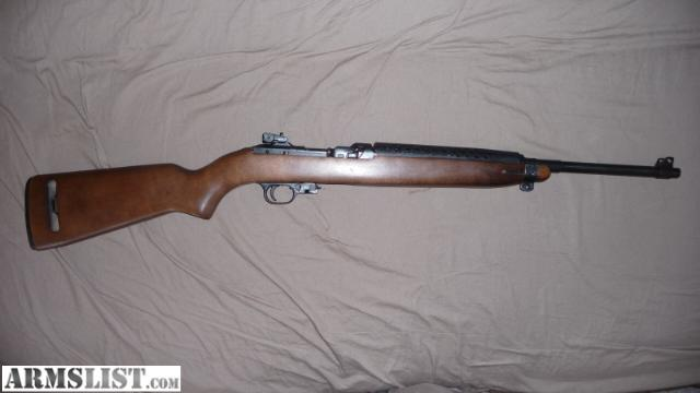M1 Carbine for Sale http://www.armslist.com/posts/56788/syracuse-new-york-rifles-for-sale--universal-m1-carbine-fs--ft