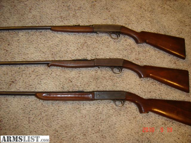 Rifle Vintage Remington 22