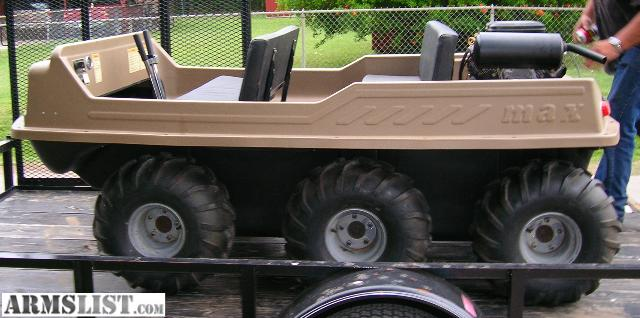 Amphibious Atv For Sale Craigslist Autos Post