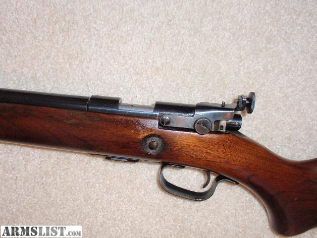 For Sale Winchester Model 69 A: For Sale: Winvhester 69A