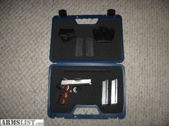 For Sale: Springfield EMP 9mm Handgun
