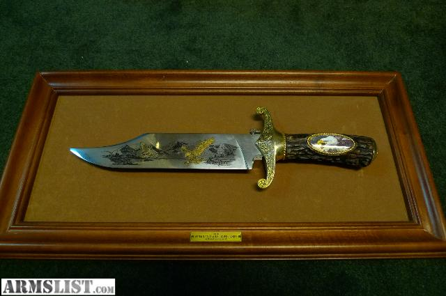 ARMSLIST For Sale Show American Eagle Bowie Knife