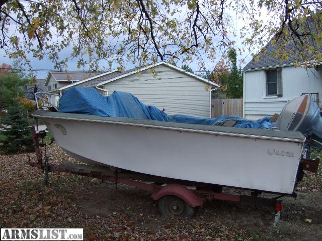 For sale trade fishing boat for Fishing boats for sale in ohio