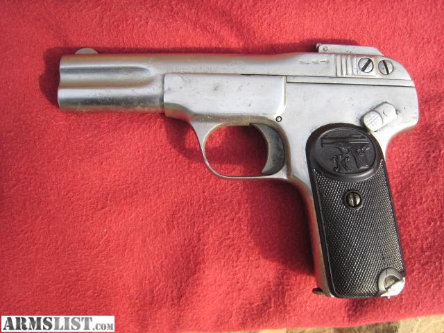 ARMSLIST For SaleTrade Browning FN 1900 32acp