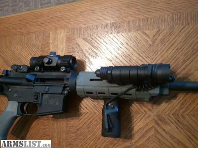 ARMSLIST For Sale Smithampwesson AR15 Assault Rifle