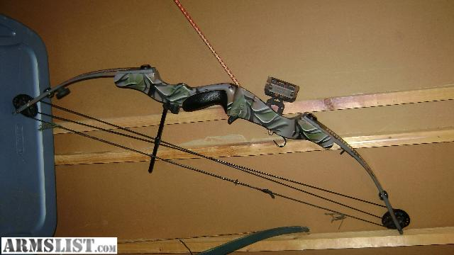 Armslist for sale 5 compound bows and one recurve bow