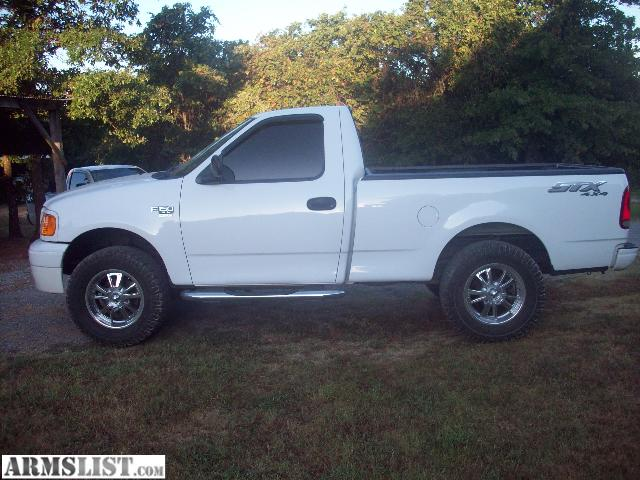 For Sale 2004 FORD F 150 STX 4X4 REGCAB SWB