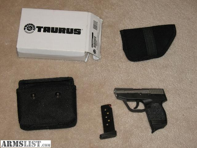 For Sale/Trade: Taurus .380 TCP,acc.,ammo REDUCED!