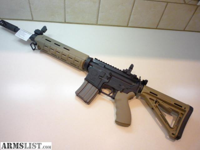 Armslist For Sale Ar 15 Beowulf 50 Caliber New
