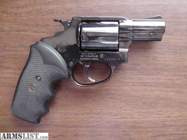 For Sale: Rossi M85 38 Special Snub Nose Revolver