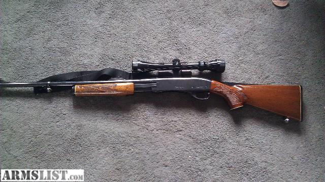 ARMSLIST - For Sale: Remington Model 7600 30-06 Pump ...