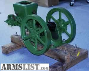 ARMSLIST - For Sale/Trade: Hit & Miss Engine