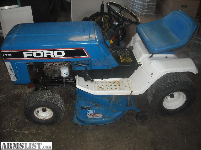 Armslist  Trade  Ford Tractor For Trade