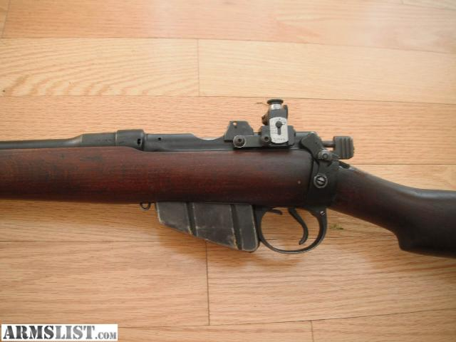 armslist   for sale lee enfield smle mk iii