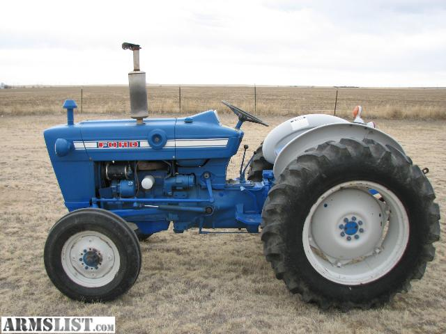 1964 Ford 3000 Tractor : Ford tractor for sale