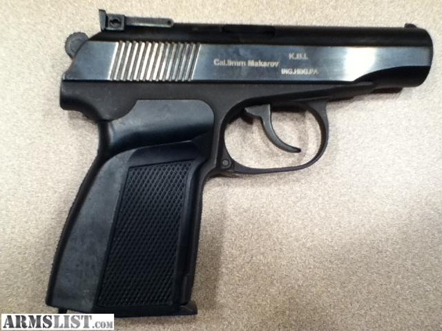 Makarov For Sale http://www.armslist.com/posts/133265/cleveland-ohio-handguns-for-sale--makarov-by-imez--russian-