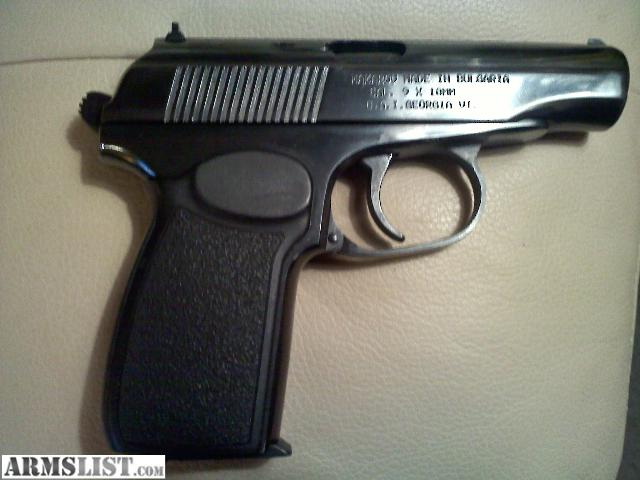 Makarov For Sale http://armslist.com/posts/137220/cincinnati-ohio-handguns-for-sale--makarov-9mm