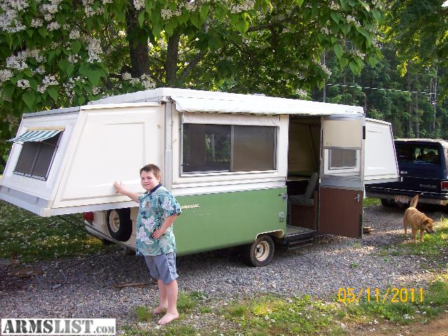 Vintage Apache Pop Up Camper For Sale Autos Post
