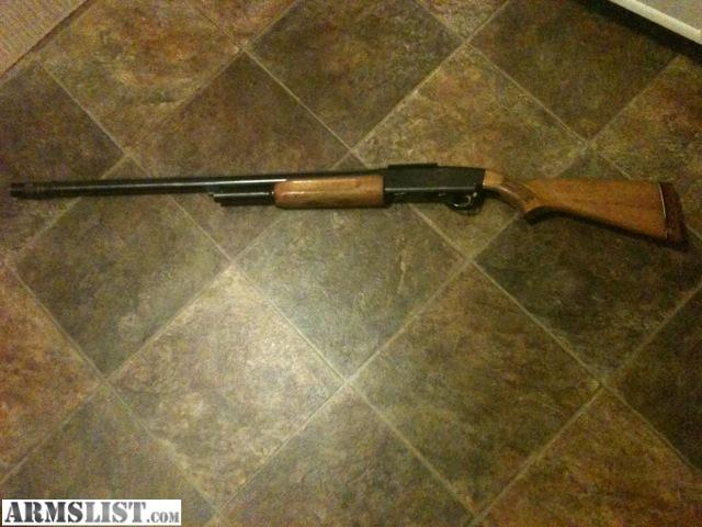 Armslist For Sale Foremost 12 Guage Model 6870h