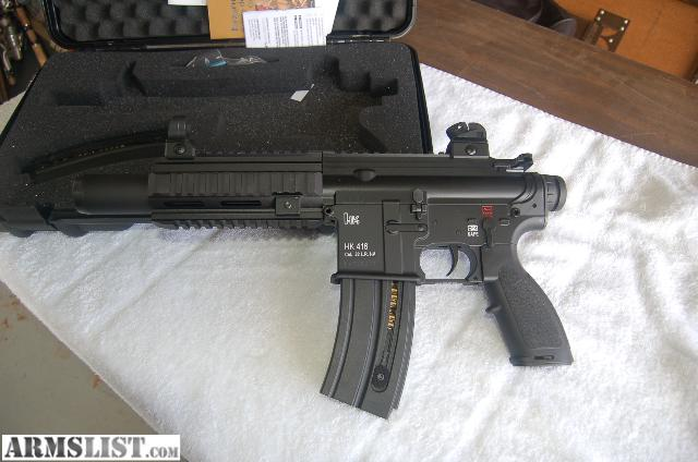 Hk416-22+For+Sale Hk416 22 For Sale http://armslist.com/posts ...