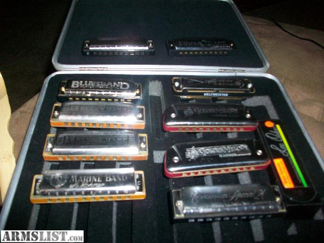 ARMSLIST - For Sale/Trade: Harmonica Set