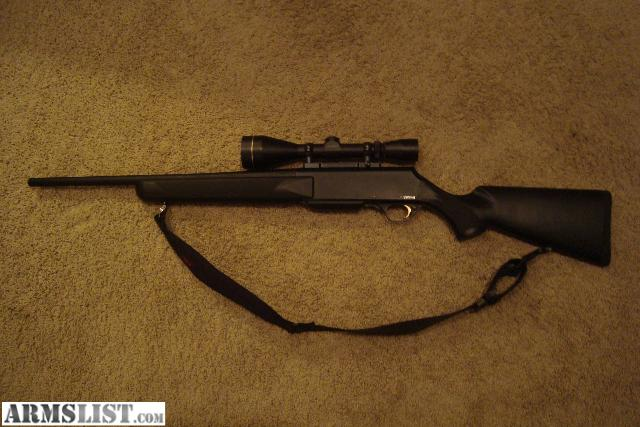 For sale trade browning bar 300 win mag with leupold scope