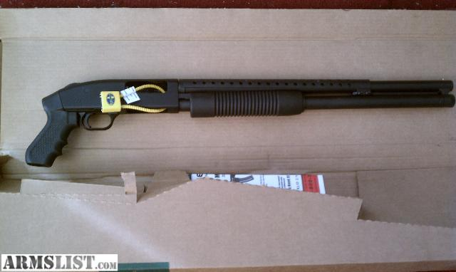 Question about the Mossberg 500 Road Blocker