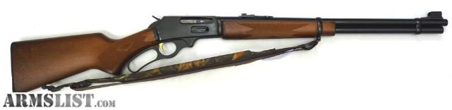 "For Sale: MARLIN 30/30 336W GOLD TRIGGER EDITION ""BRAND NEW"