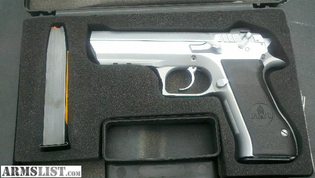 chrome baby desert eagle - photo #3