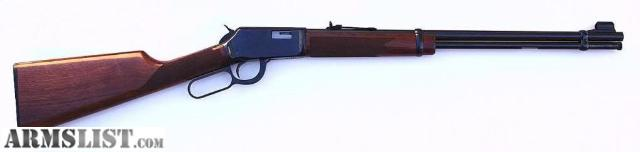 Winchester 94 22 Magnum Rifle
