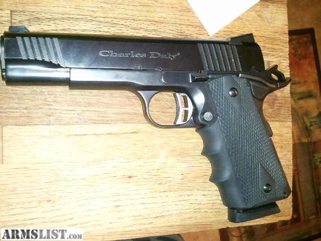 Armslist For Sale Charles Daly 1911 45