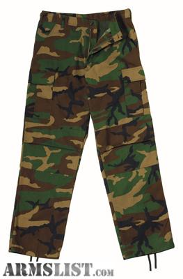 For Sale: Bdu Pants or Tops Army, Usmc