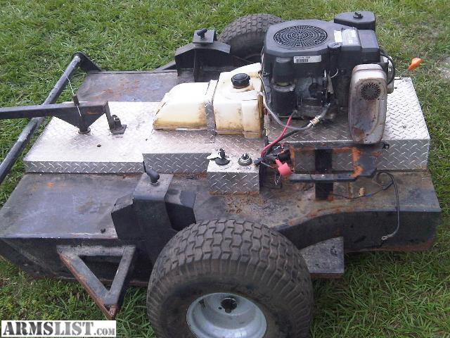 Armslist For Sale Bush Hog Quot Atv Pull Behind Quot